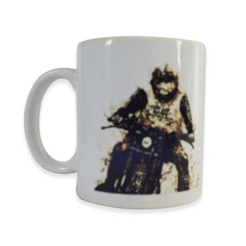Motorcycle Life Coffee Mug