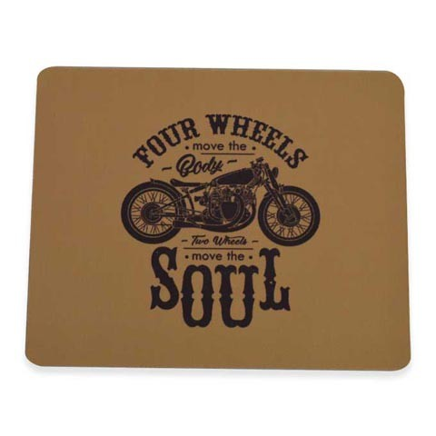 Motorcycle Club Mousepad