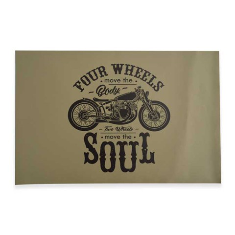 MOTORCYCLE CLUB LAPTOP  SKIN