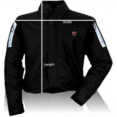 Mens Rainwear Jacket