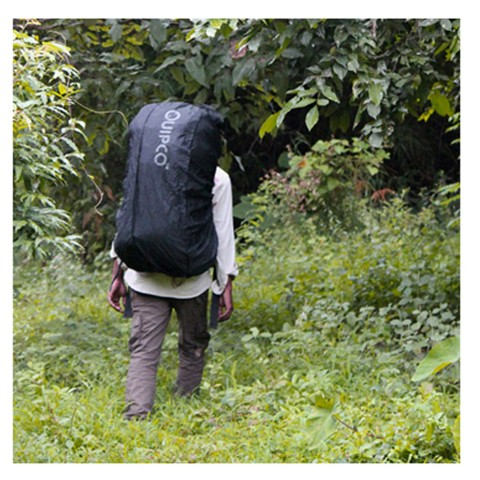 Turtleback Raincover Black