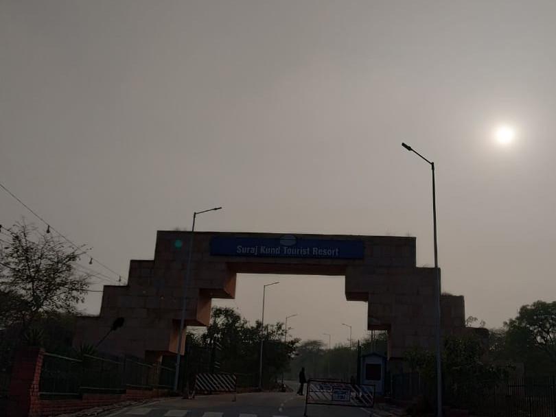 Ride to Surajkund Faridabad Road 2