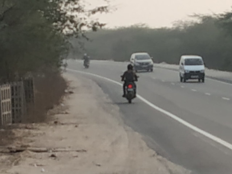 Ride to Surajkund Faridabad Road 4