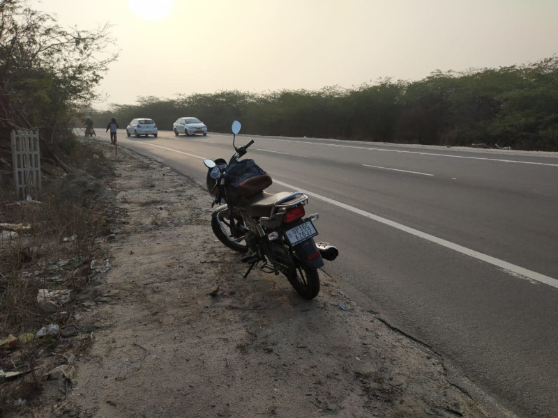 Ride to Surajkund Faridabad Road 5