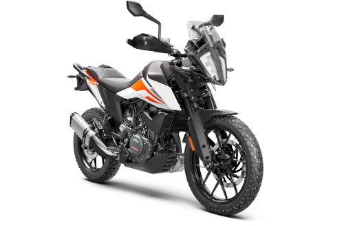 KTM Launches the new Adventure 390