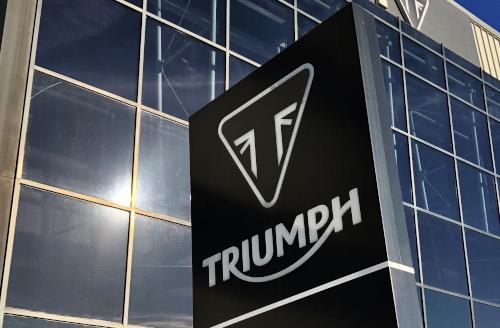Triumph Motors India