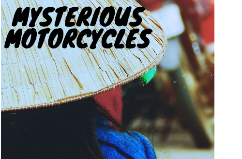 mysterious motorcycles the traub